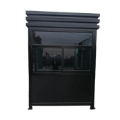 钢结构氟碳漆岗亭